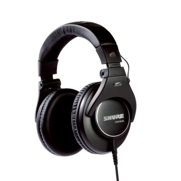 SHURE SRH840 - профессиональные мониторные наушники закрытого типа Артикул 454683