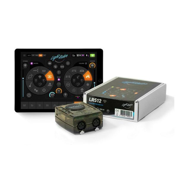 DASLIGHT LR512 - DMX интерфейс