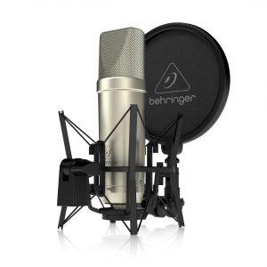 BEHRINGER TM1 - студийный конденсаторный микрофон с большой мембраной Артикул 454830