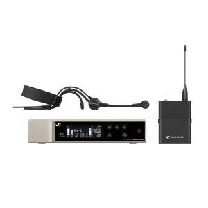 SENNHEISER EW-D ME3 SET (S7-10) - цифр. радиосистема с поясным передатчиком и микр. с оголовьем ME3